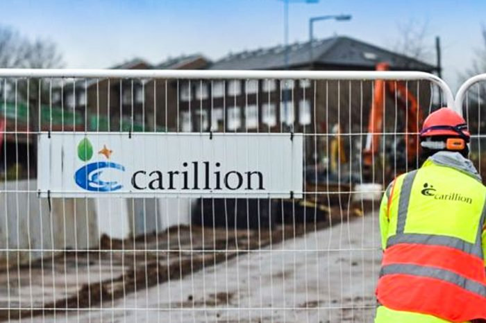Taxman sends Carillion civils firm under
