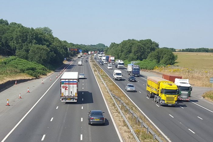 100 miles of extra lanes coming to North West motorways