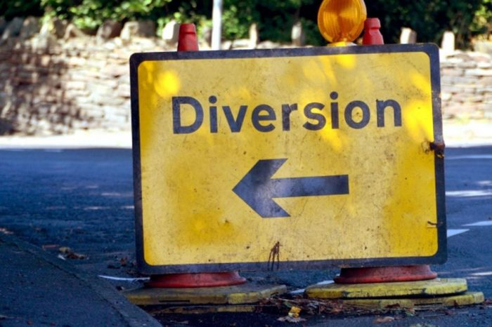 Drivers warned of delays as eight month roadworks start