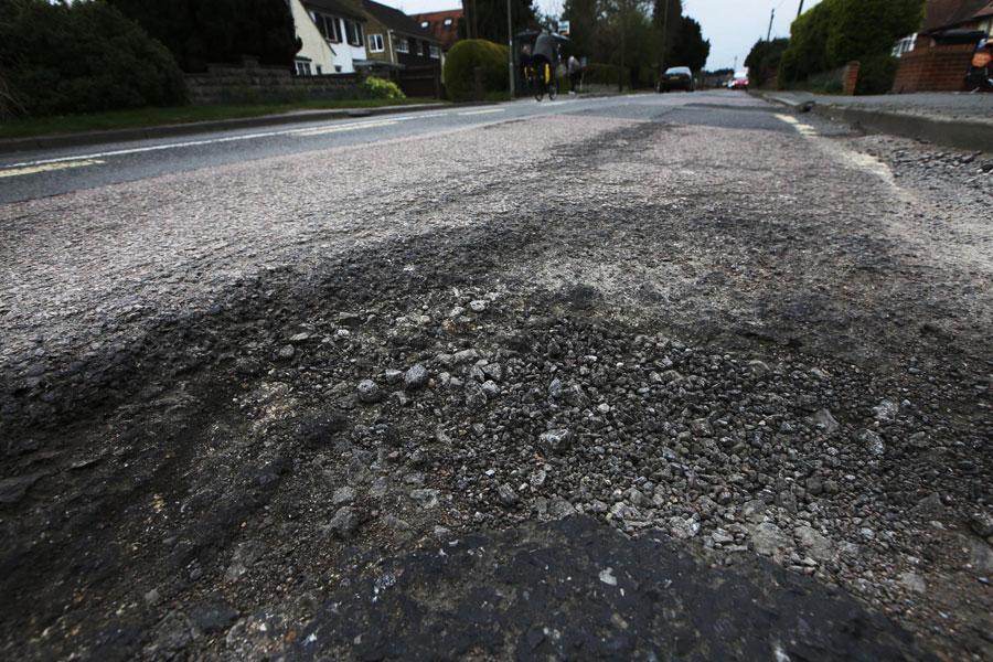 Council pledges extra £10m to improve roads and potholes
