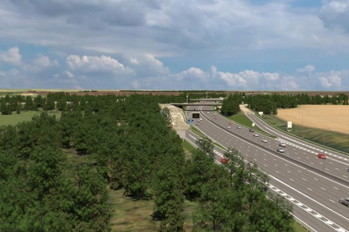 M4 smart motorway plans to go on show this weekend