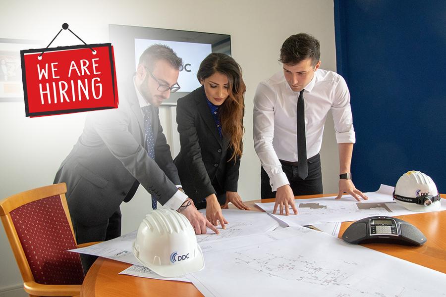 VACANCY | DDC | Survey Technician Apprenticeship - Level 3