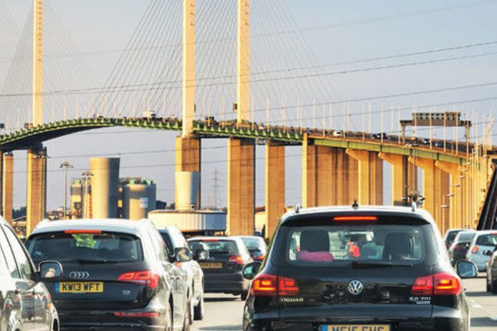 Dartford Crossing to close and 45 hour delays expected