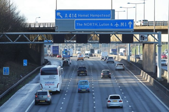 Proposal to create new M1 junction outside Redbourn under consultation