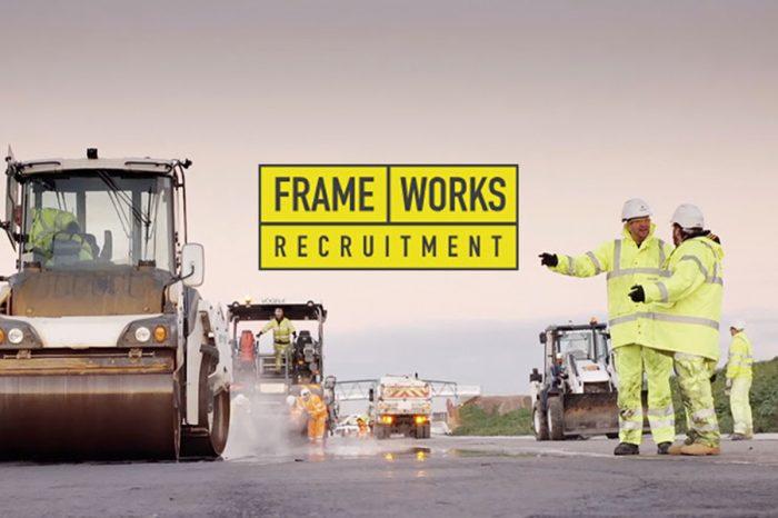 Safer Highways teams up with Frameworks Recruitment to deliver SH Jobs