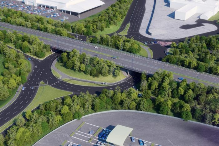Digging down to victory on triple decker roundabout