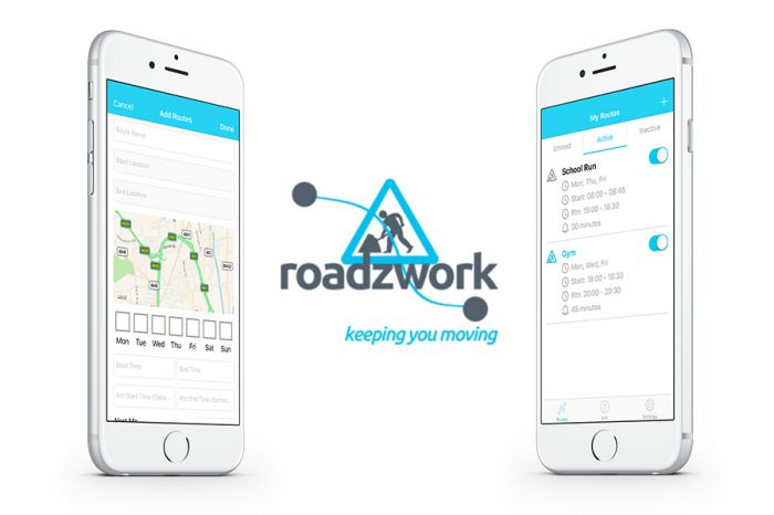 Roadzwork | New app launched to help road users avoid the 'pain' of roadworks