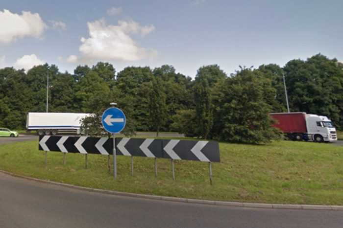 Plans revealed for new road off A50 'accident blackspot' as huge site to be developed