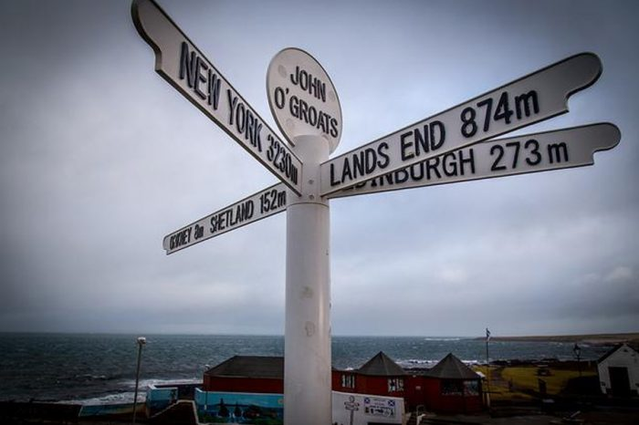 Cycling UK outlines plans for off-road Land's End to John O'Groats route