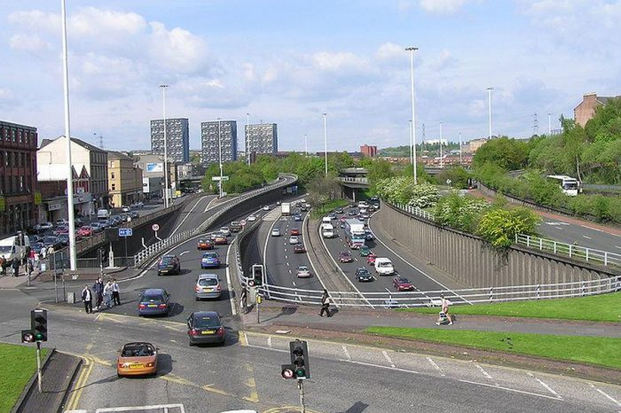Glasgow seeks five firms for £242m roads deal