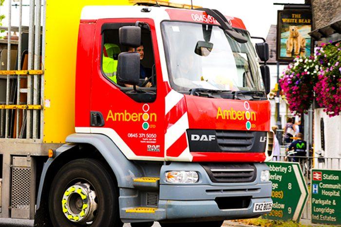 Amberon TM | Making the company debut at Highways UK 2018
