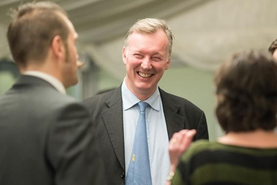 Bill Wiggin, MP for North Herefordshire, attended the event in Westminster.