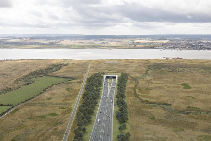 Lower Thames Crossing to boost road capacity by 90 per cent