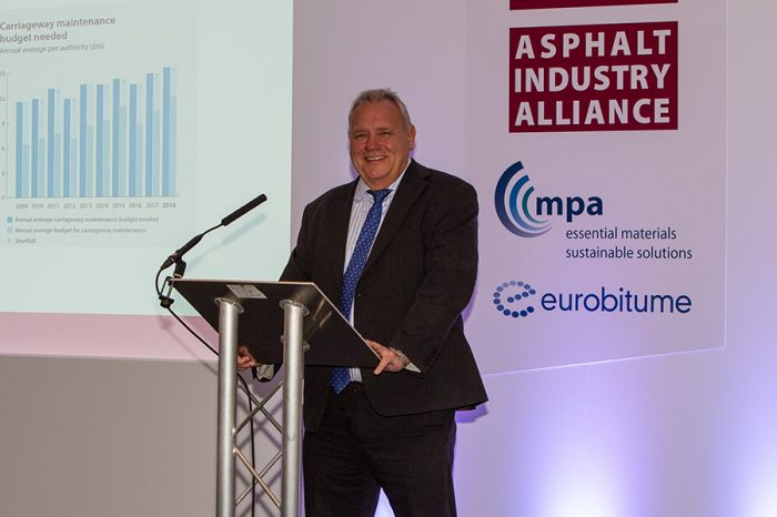AIA calls for significant boost to local roads' budgets to improve conditions