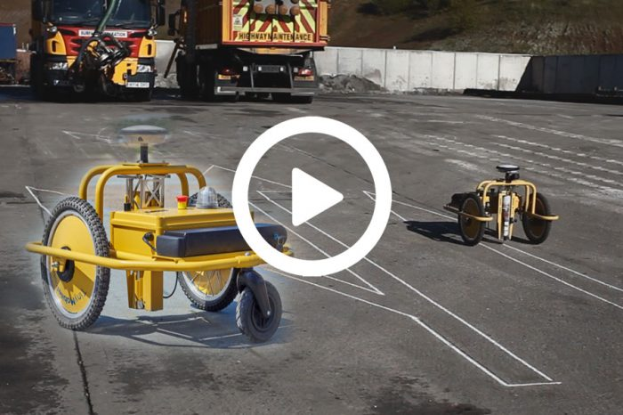 WJ | VIDEO | Is this Artificial Intelligent Robot the future of reducing risk?