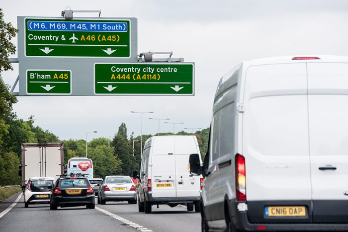 "Midlands Connect reveals 20-year improvement plan for the A46 –""one of the country's most important trade routes"""