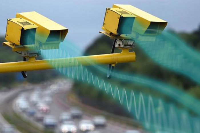 Driver hits 109mph on M6 during smart motorway roadworks