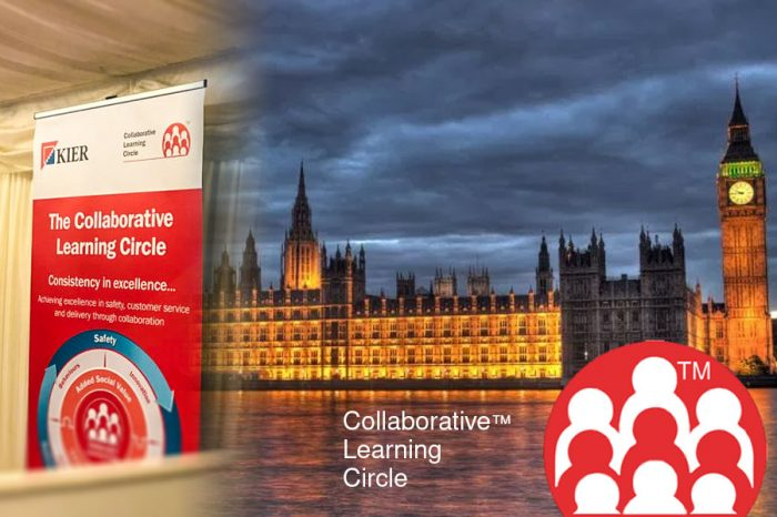 Kier | Collaboration at the House of Lords for the start of a game changer