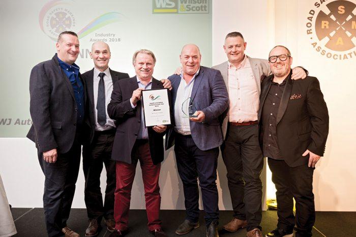 WJ | Celebrating double victory at the RSMA awards