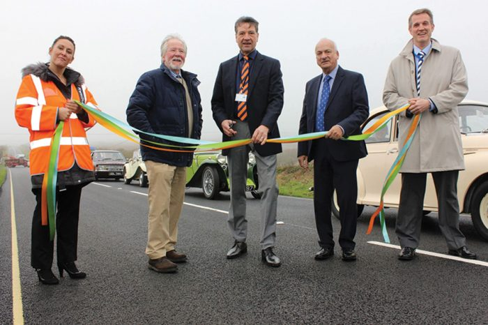 Ringway Island Roads | Upgrading iconic Military Road on the Isle of Wight