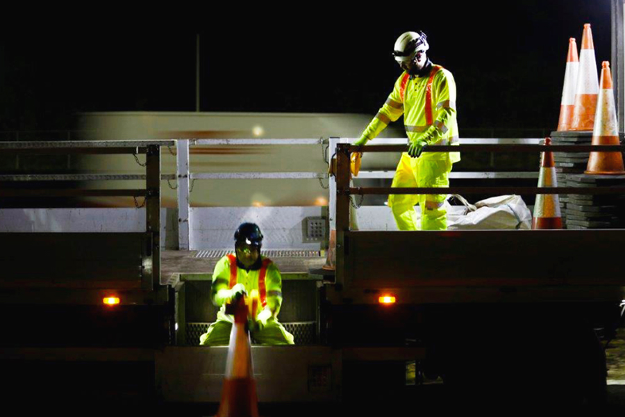 Chevron clocks up 3 million working hours without a RIDDOR