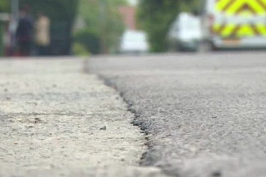 It could take two years to clear Edinburgh's road repairs