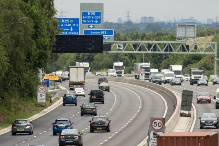 What's in a name? UK motorways could be sponsored by businesses