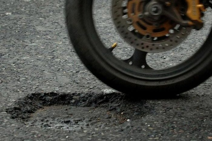 Four-fold increase in pothole compensation payouts