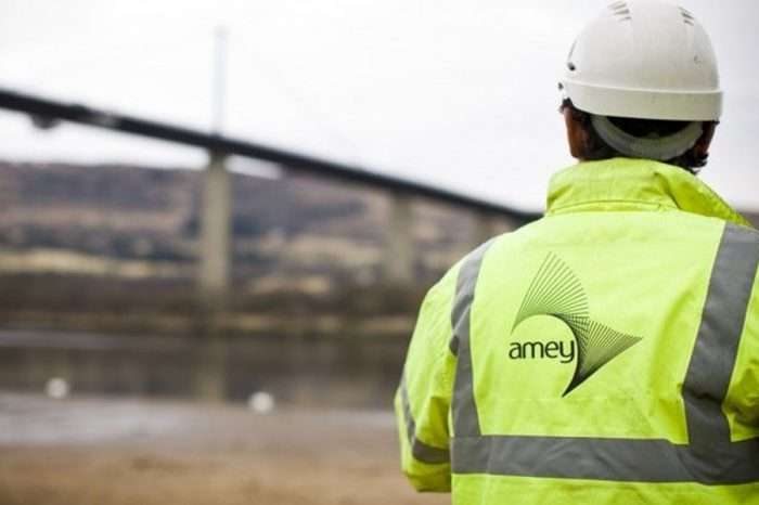 Amey reports £428m loss amid sell-off talks