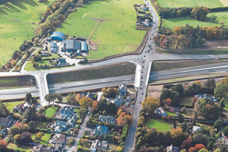 Aberdeen bypass to bring down costs for North Sea firms