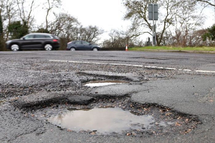 To successfully claim compensation, claimants need to prove that the council has neglected or breached its legal duty to maintain the highways. (Image: PA)