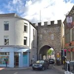 Residents of Chepstow are already concerned about congestion and air pollution in the town. image: Google