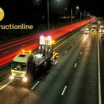 Chevron achieves construction line gold