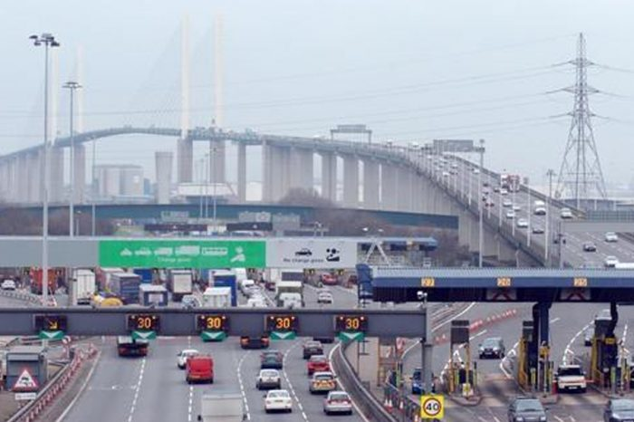 Dartford Crossing charge helps keep traffic down, says government