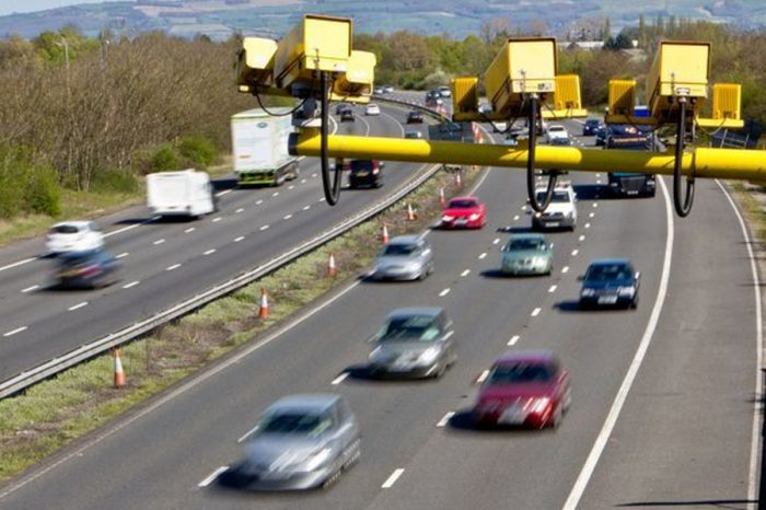 Drivers 'just as likely' to be caught speeding by other motorists
