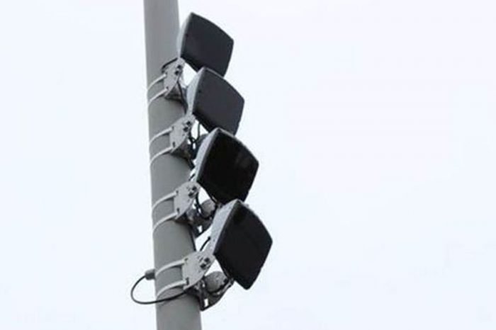 New speed cameras can detect if you're using a mobile phone behind the wheel (Image: SWNS)