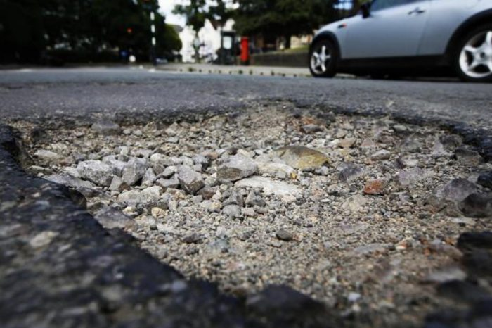 'The condition of the roads in some parts of Oxford are horrendous', according to the Secretary of a local taxi association
