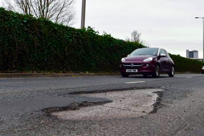 The truth behind the pothole problem as over 1 million are reported