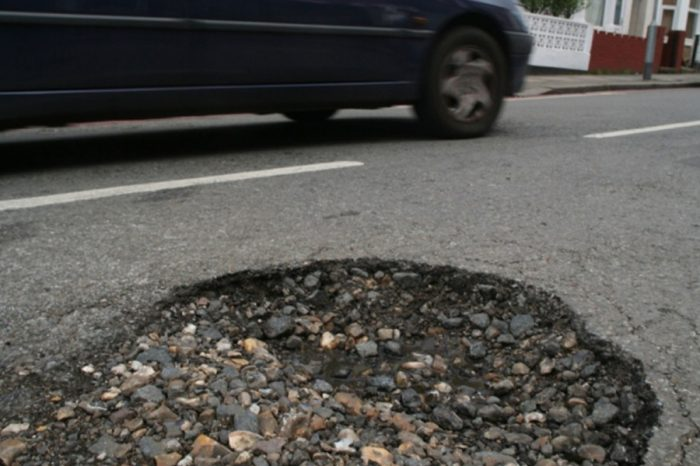 Council cut roads spending by £1.2m despite £3.9m increase in parking income