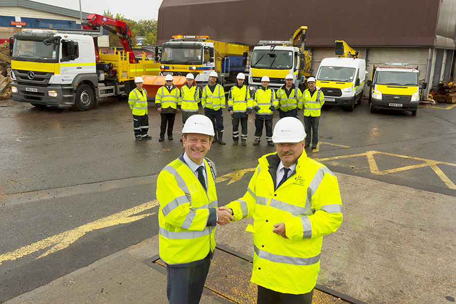 Ringway | Securing highway term services contract extension in Bracknell Forest