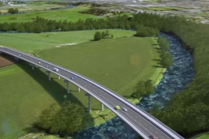 Shrewsbury bypass plan 'given £54m Government boost'