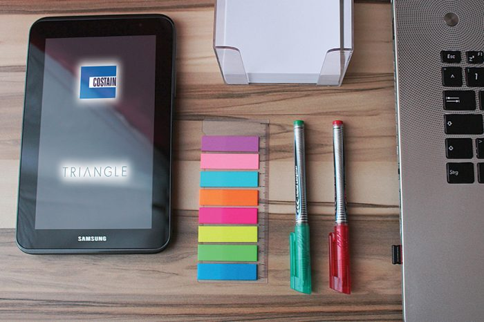 Triangle Software | New mobile app developed for Costain