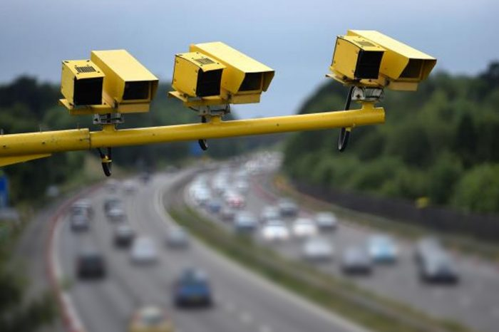 Smart motorway speed cameras on M60 and M62 are on!