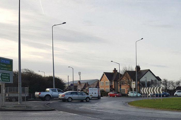 £5 million A585 roundabout ideas unveiled