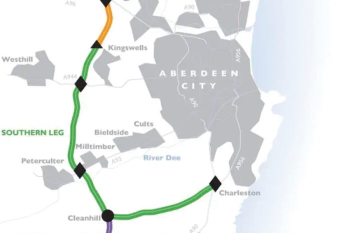 Contractors are set for a showdown as the Aberdeen bypass opening is delayed again
