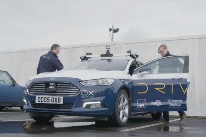 Driverless cars such as those developed by Oxbotica are believed to be the future of mobility