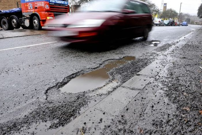 This is where £1.1m will be spent repairing Leicester roads