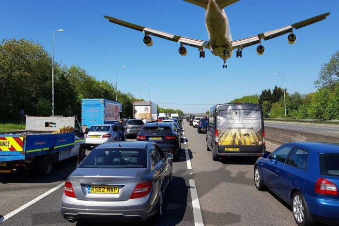 Wanted: Two-mile runway directly over the M25