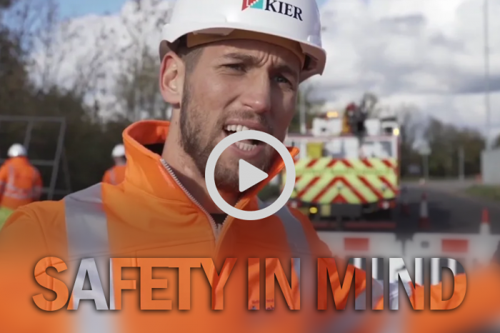 Kier | Raising the bar on safety – it's time to talk
