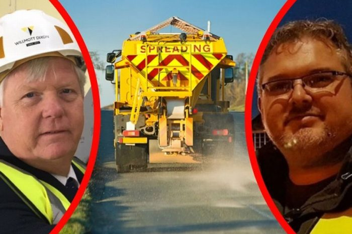 Gritting fight turns ugly as Somerset council refutes claims it sold road gritters and sacked drivers